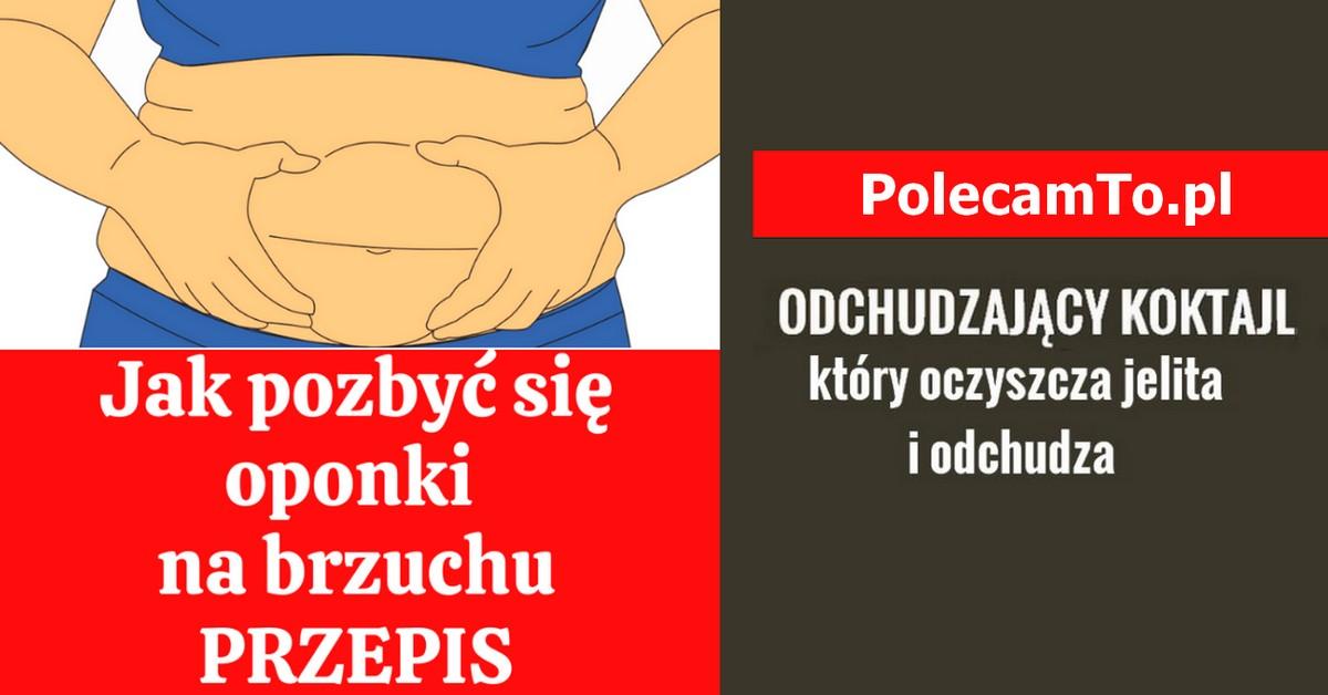 PolecamTo.pl-oponka-na-brzuchu-jak-schudnac-przepis