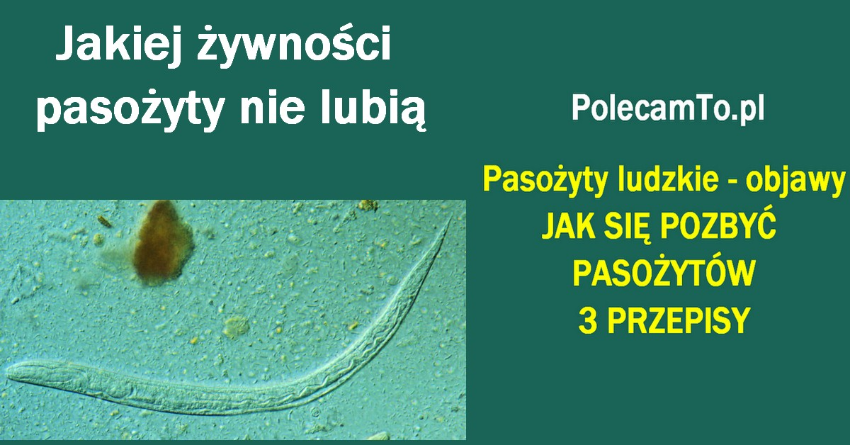 PolecamTo.pl-pasozyty-objawy