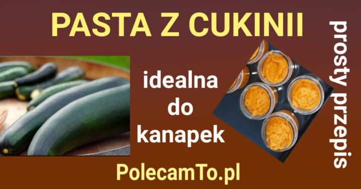 PolecamTo.pl-pasta-z-cukinii-na-kanapki-do-chleba-na-zime-przepis